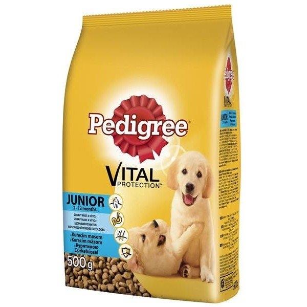 Vital Protection Junior kuřecí maso a rýži 500 g