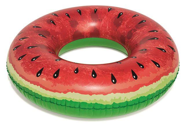 BESTWAY nafukovací kruh meloun - 119 cm