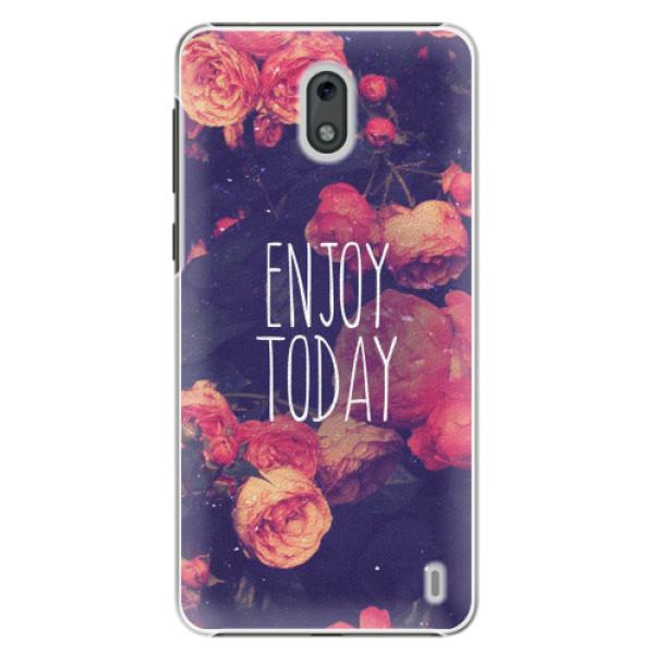Plastové pouzdro iSaprio - Enjoy Today - Nokia 2