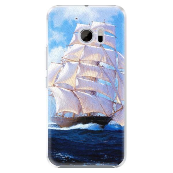 Plastové pouzdro iSaprio - Sailing Boat - HTC 10