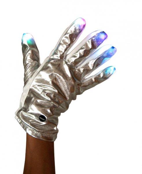 Kouzelná svítící rukavice