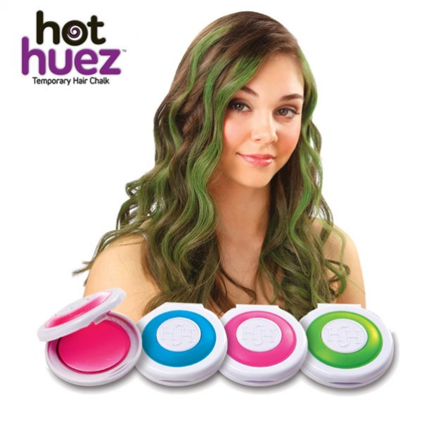 LIKVIDACE! Barvy na vlasy HOT HUEZ