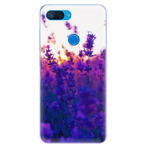 Odolné silikonové pouzdro iSaprio - Lavender Field - Xiaomi Mi 8 Lite