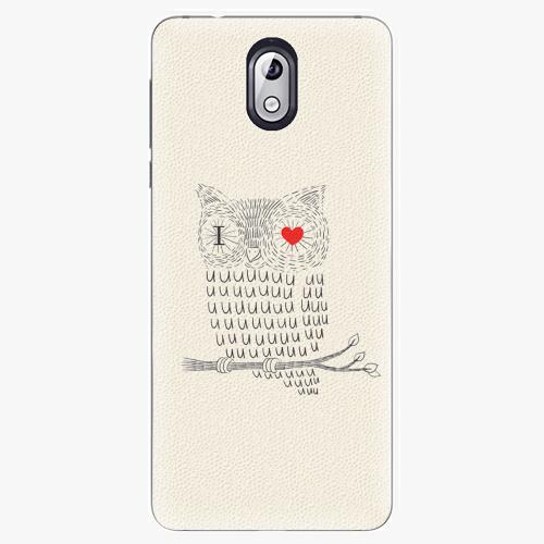 Plastový kryt iSaprio - I Love You 01 - Nokia 3.1