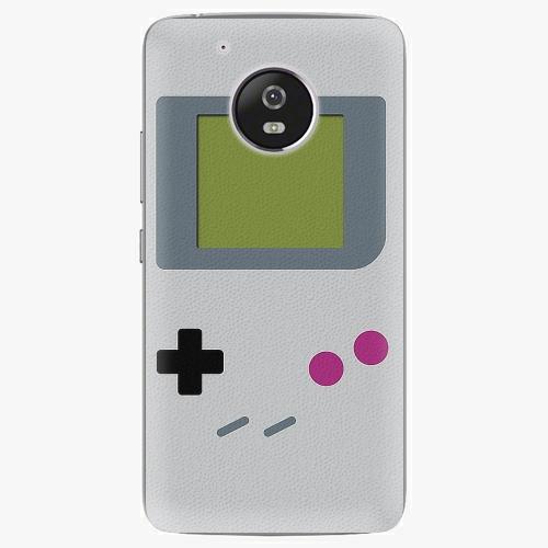 Plastový kryt iSaprio - The Game - Lenovo Moto G5