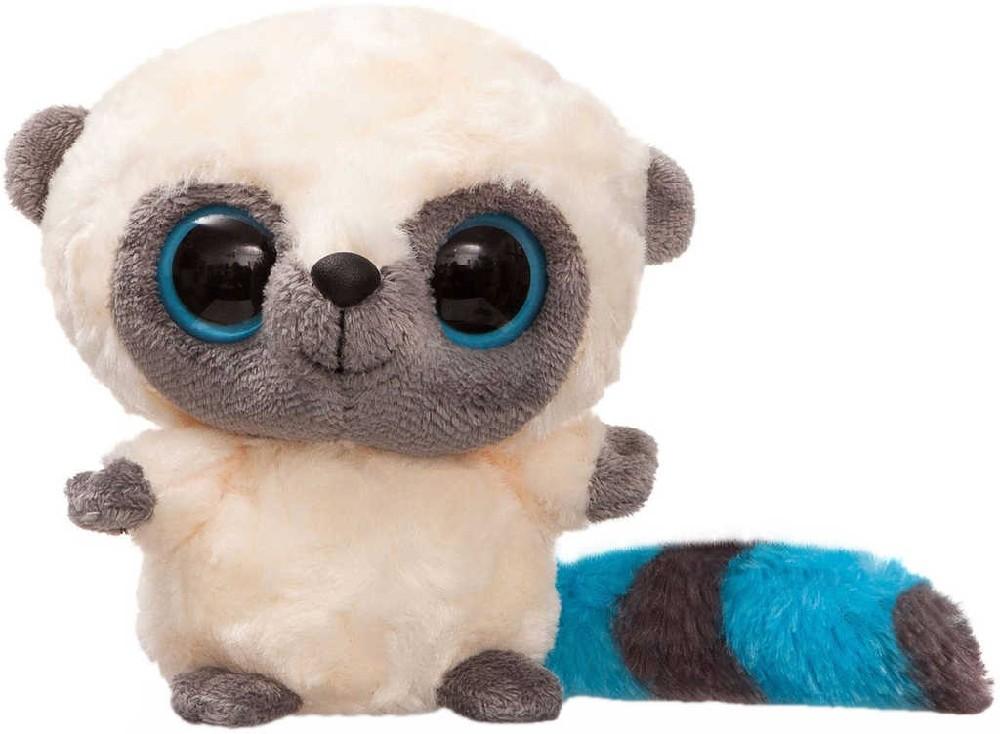 PLYŠ Yoo Hoo Lemur modrý 13cm YooHoo & Friends *PLYŠOVÉ HRAČKY*