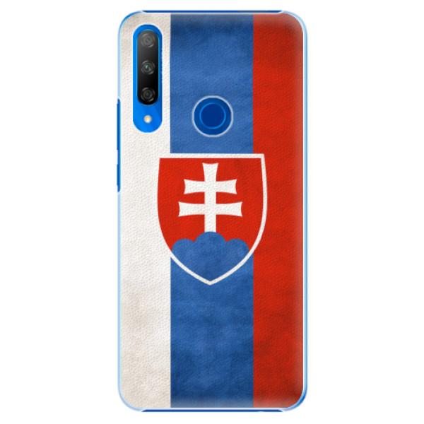 Plastové pouzdro iSaprio - Slovakia Flag - Huawei Honor 9X