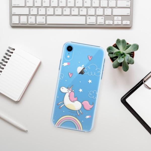 Plastové pouzdro iSaprio - Unicorn 01 - iPhone XR