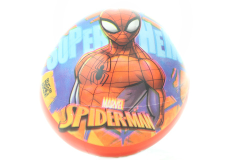 Míč Spider-man 14 cm
