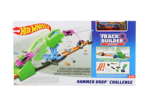 Hot Wheels Track Builder kaskadérská výzva FLL00 TV 1.4.-30.6.