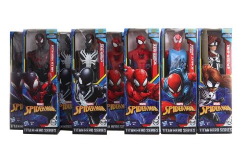 Spider-man 30cm figurka bojovníků