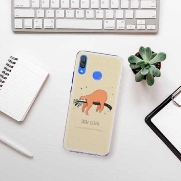 Plastové pouzdro iSaprio - Slow Down - Huawei Y9 2019