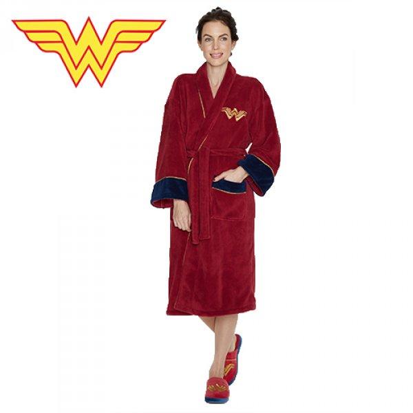Dámský župan BVS Wonder Woman