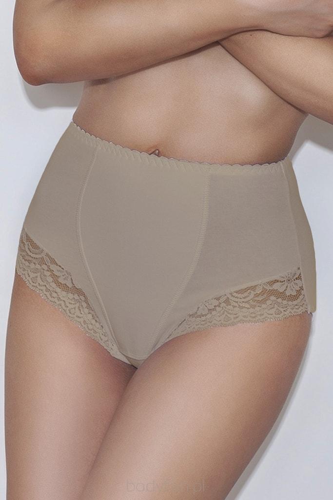 Dámské stahovací kalhotky Ela beige - XL