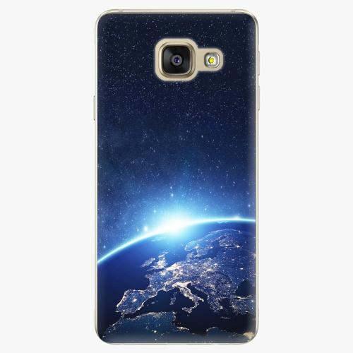 Plastový kryt iSaprio - Earth at Night - Samsung Galaxy A3 2016
