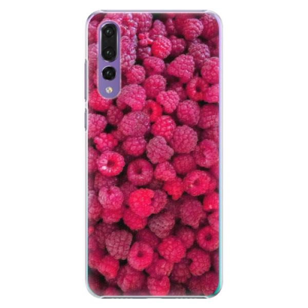 Plastové pouzdro iSaprio - Raspberry - Huawei P20 Pro