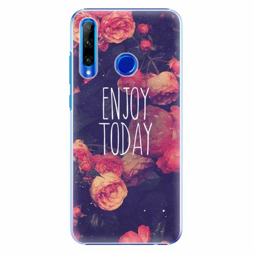 Plastový kryt iSaprio - Enjoy Today - Huawei Honor 20 Lite