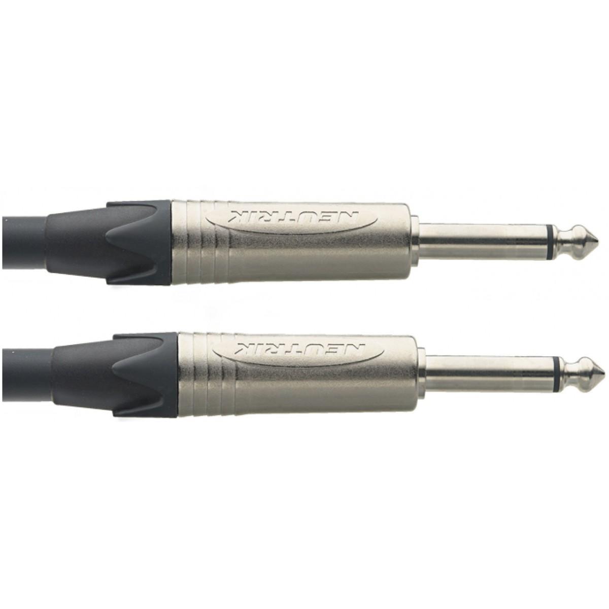 Stagg XGC6, kabel JACK/JACK, 6m