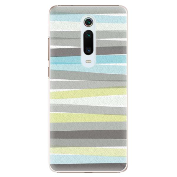 Plastové pouzdro iSaprio - Stripes - Xiaomi Mi 9T Pro