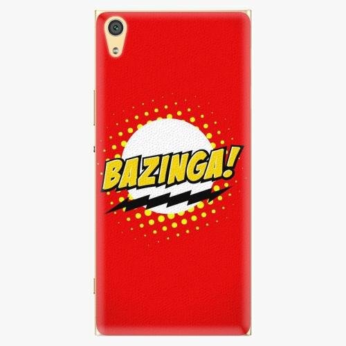 Plastový kryt iSaprio - Bazinga 01 - Sony Xperia XA1 Ultra