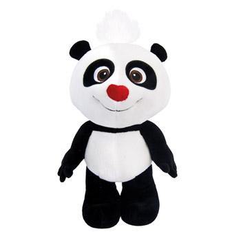 Plyšová panda, 30 cm