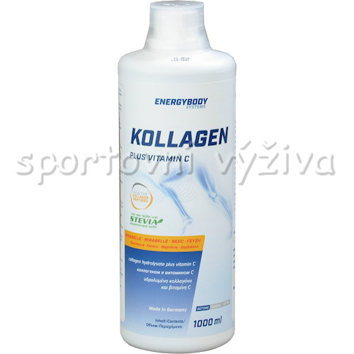 Kollagen Plus Vitamin C 1000ml mirabelka