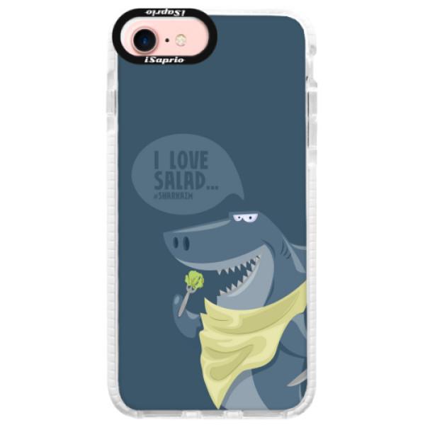 Silikonové pouzdro Bumper iSaprio - Love Salad - iPhone 7