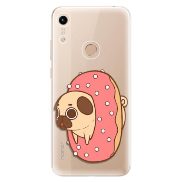 Odolné silikonové pouzdro iSaprio - Dog 04 - Huawei Honor 8A