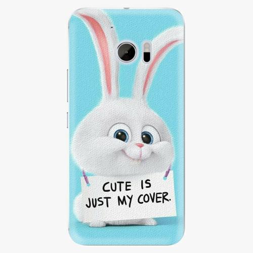 Plastový kryt iSaprio - My Cover - HTC 10