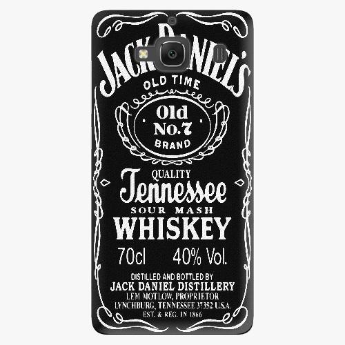 Plastový kryt iSaprio - Jack Daniels - Xiaomi Redmi 2