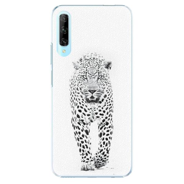 Plastové pouzdro iSaprio - White Jaguar - Huawei P Smart Pro