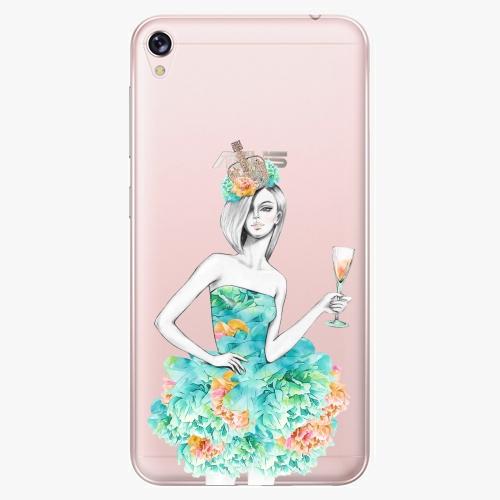 Plastový kryt iSaprio - Queen of Parties - Asus ZenFone Live ZB501KL