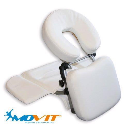 MOVIT - přenosná masírovací opěrka hlavy