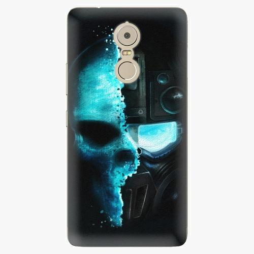 Plastový kryt iSaprio - Roboskull - Lenovo K6 Note