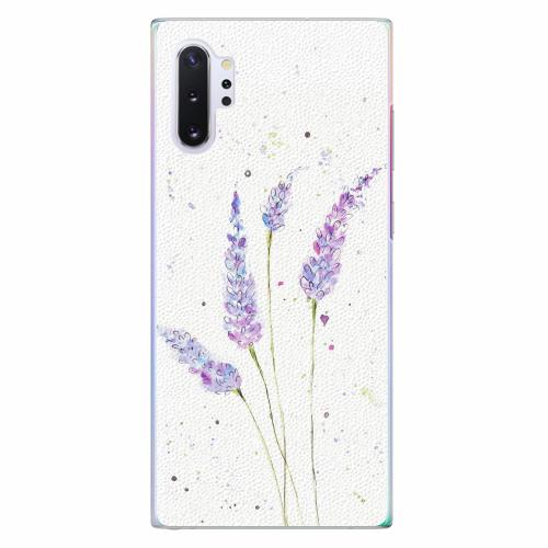 Plastový kryt iSaprio - Lavender - Samsung Galaxy Note 10+