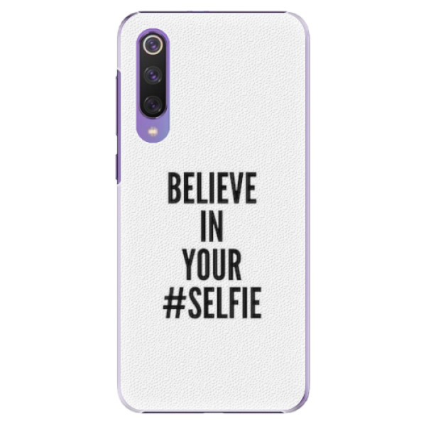 Plastové pouzdro iSaprio - Selfie - Xiaomi Mi 9 SE