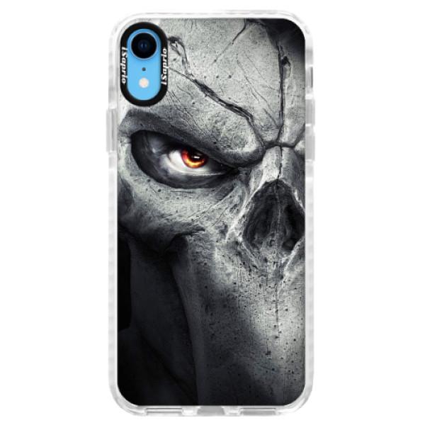 Silikonové pouzdro Bumper iSaprio - Horror - iPhone XR