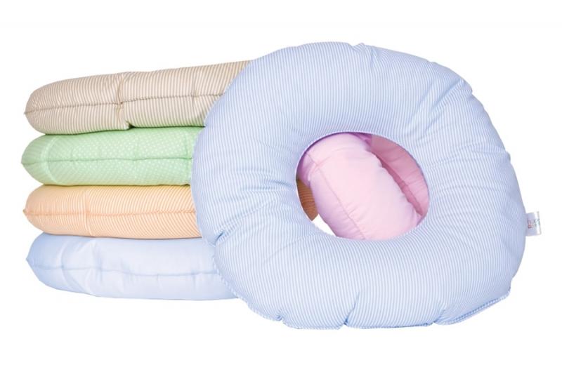 Poporodní polštář Cebuška - různé barvy