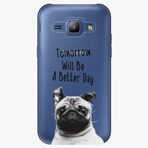 Plastový kryt iSaprio - Better Day 01 - Samsung Galaxy J1