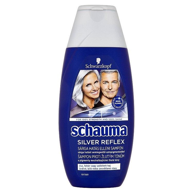 Silver Reflex šampon proti žlutým tónům 250 ml