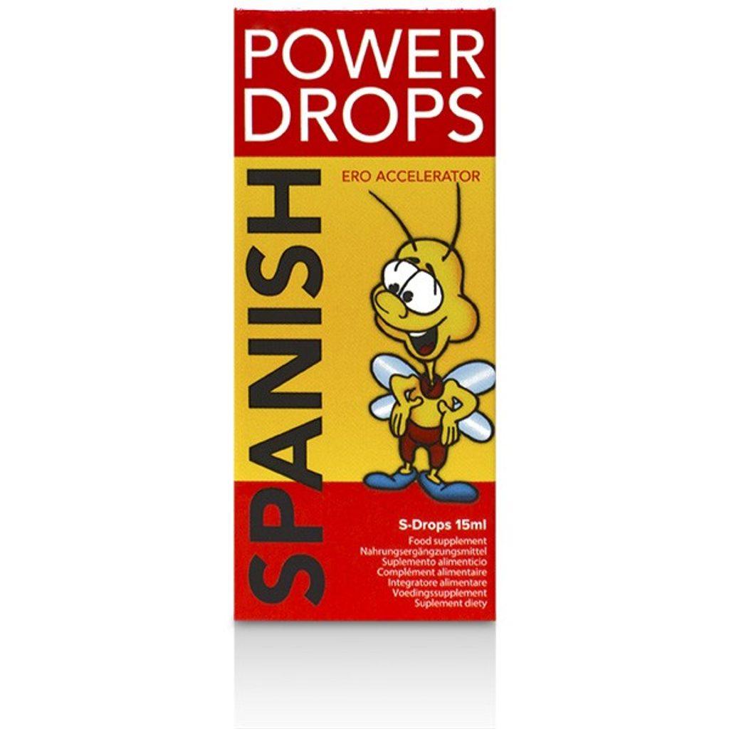 Spanish Power drops 15ml
