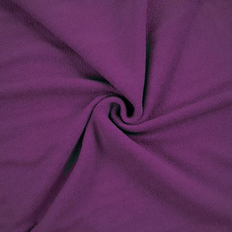 Froté prostěradlo 60x120cm dětské, Barva - 022 tmavě fialová