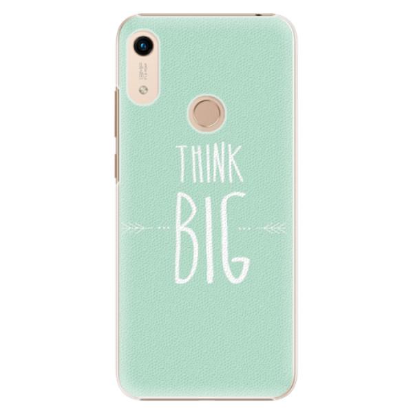 Plastové pouzdro iSaprio - Think Big - Huawei Honor 8A