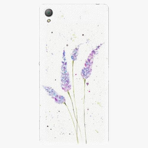 Plastový kryt iSaprio - Lavender - Sony Xperia Z3