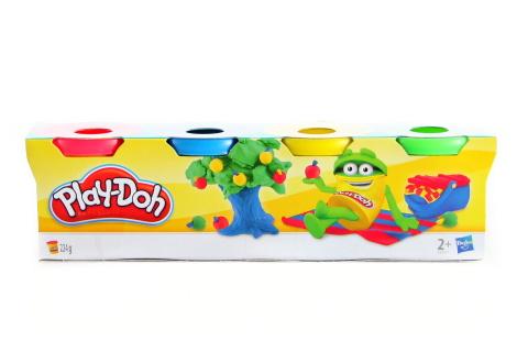Play-Doh Mini balení 4 tuby