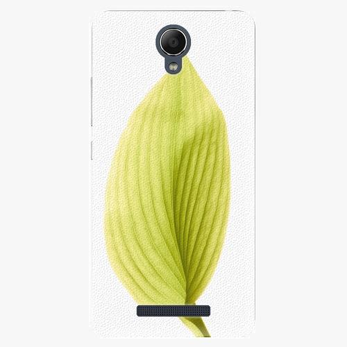 Plastový kryt iSaprio - Green Leaf - Xiaomi Redmi Note 2
