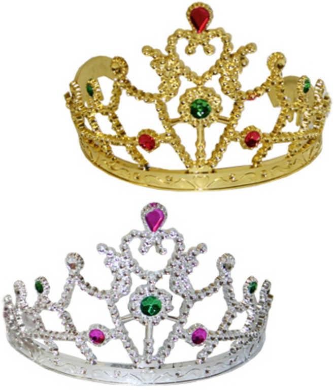 KARNEVAL Korunka pro princeznu KARNEVALOVÝ DOPLNĚK