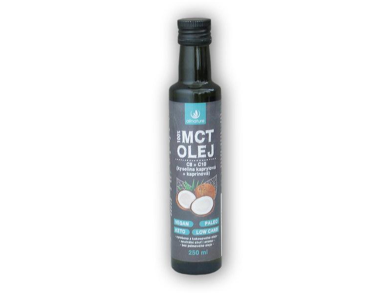 MCT olej 250ml