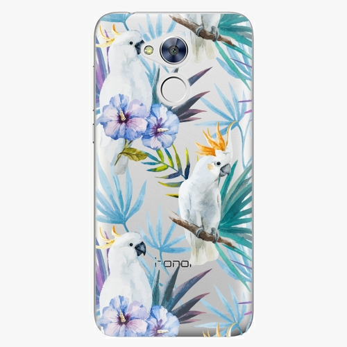Plastový kryt iSaprio - Parrot Pattern 01 - Huawei Honor 6A