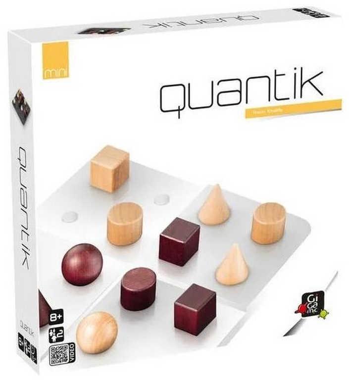 ALBI Hra Quantic mini *SPOLEČENSKÉ HRY*